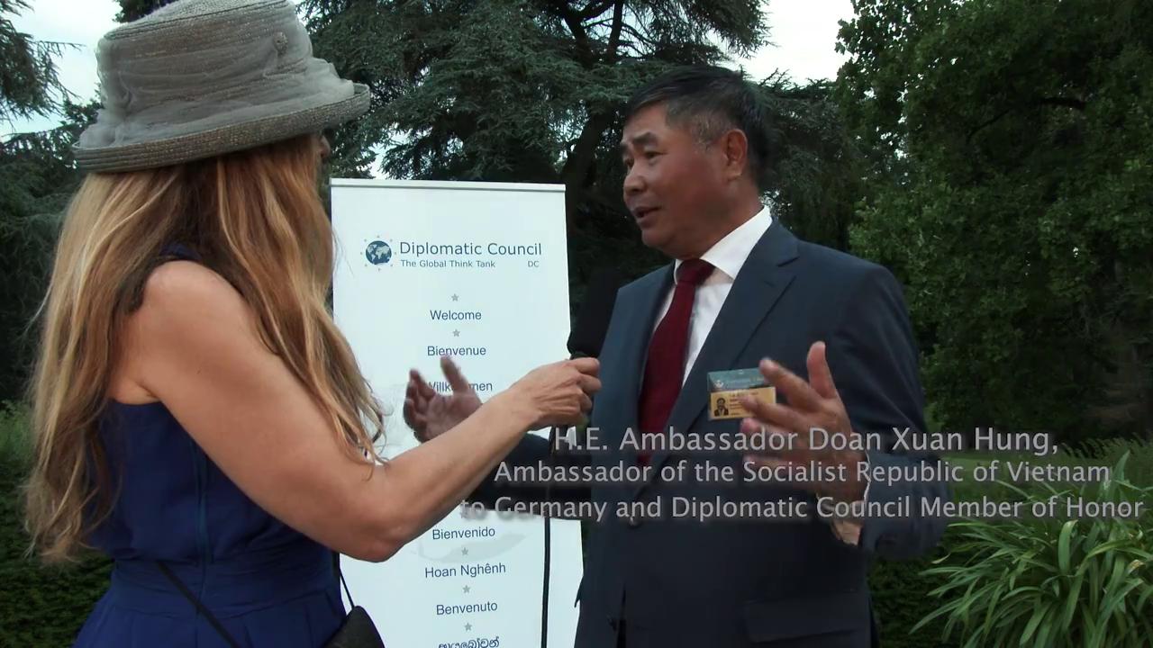 H.E. Ambassador Doan Xuang Hung to Vietnam